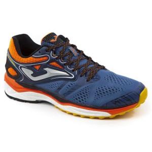 נעליים ג'ומה לגברים Joma  Super Cross - כחול/כתום