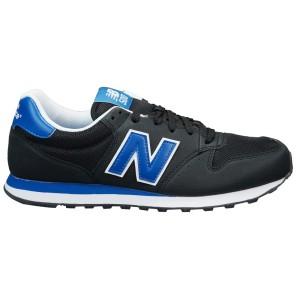 נעליים ניו באלאנס לגברים New Balance GM500 - שחור/כחול