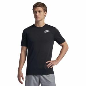 ביגוד נייק לגברים Nike  Dry DF Solid Swoosh - שחור