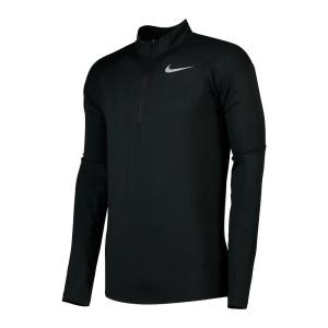 ביגוד נייק לגברים Nike  Dry Element Half Zip - שחור