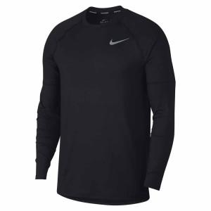 ביגוד נייק לגברים Nike  Element Crew - שחור