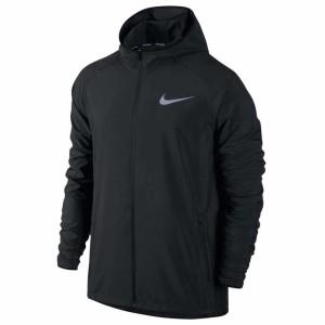 בגדי חורף נייק לגברים Nike  Essential Hooded - שחור
