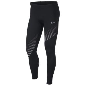 ביגוד נייק לגברים Nike  Run GX - שחור