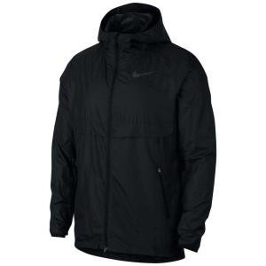 בגדי חורף נייק לגברים Nike  Shield Hoody - שחור