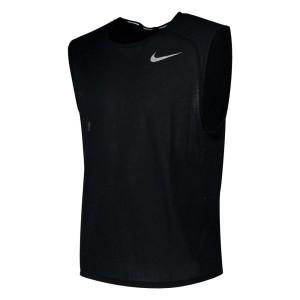 ביגוד נייק לגברים Nike  Tailwind Cool - שחור