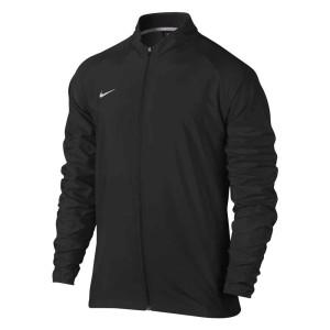 בגדי חורף נייק לגברים Nike  Team PR Woven - שחור
