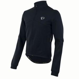 ביגוד פרל איזומי לגברים Pearl Izumi  Road Thermal Short/sleeves Jersey - שחור