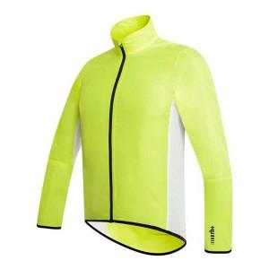 ביגוד הראייג' פלוס לגברים +RH  Wind Shell Jacket - צהוב