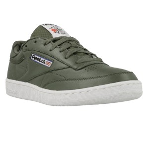 נעליים ריבוק לגברים Reebok Club C 85 SO - ירוק