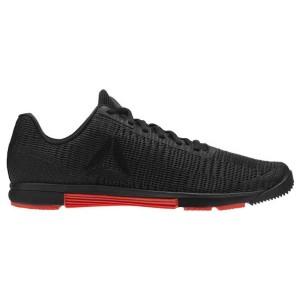 נעלי אימון ריבוק לגברים Reebok Speed TR Flexweave - שחור/אדום