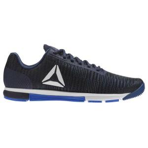 נעלי אימון ריבוק לגברים Reebok Speed TR Flexweave - כחול