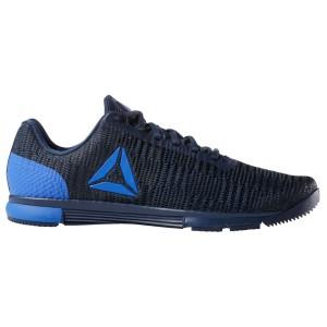 נעלי אימון ריבוק לגברים Reebok Speed TR Flexweave - כחול/תכלת