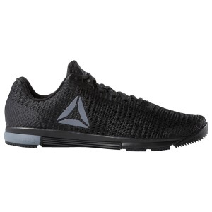 נעלי אימון ריבוק לגברים Reebok Speed TR Flexweave - שחור/אפור