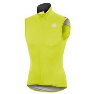 ביגוד ספורטפול לגברים Sportful  Fiandre Light No Rain Vest - צהוב