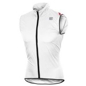 ביגוד ספורטפול לגברים Sportful  Hot Pack Ultralight Vest - לבן