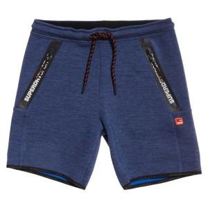 ביגוד סופרדרי לגברים Superdry Gym Tech Stretch Short - כחול