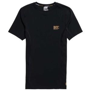 חולצות סופרדרי לגברים Superdry Performnce Compression Top - שחור