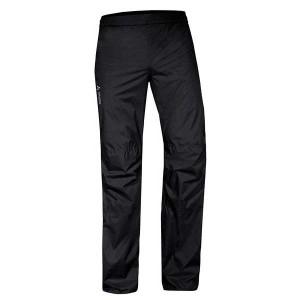 ביגוד ווד  לגברים VAUDE  Drop II Pants Regular - שחור
