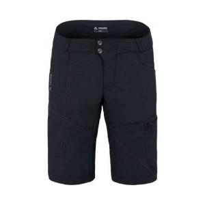 ביגוד ווד  לגברים VAUDE  Tamaro Shorts - שחור
