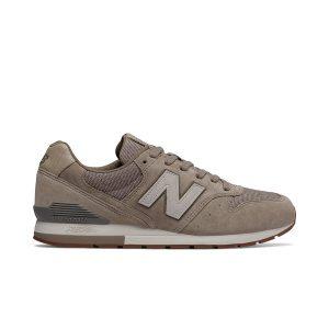 נעלי סניקרס ניו באלאנס לגברים New Balance MRL996 - צבעוני כהה