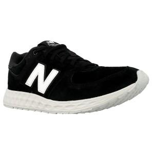 נעליים ניו באלאנס לגברים New Balance D 08 - שחור/לבן