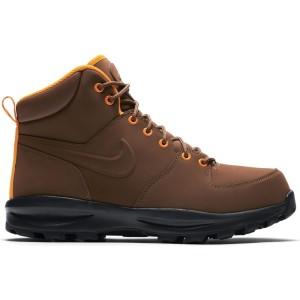 מגפיים נייק לגברים Nike Manoa Leather - חום