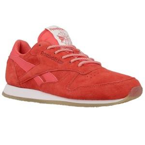 נעלי הליכה ריבוק לנשים Reebok CL Lthr Crepe Sail Away - אדום