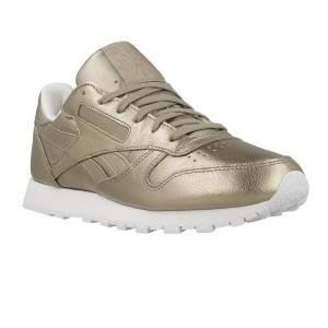 נעליים ריבוק לנשים Reebok CL Lthr L - זהב