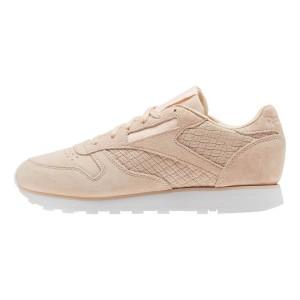 נעליים ריבוק לנשים Reebok CL Lthr Woven Emb - ורוד