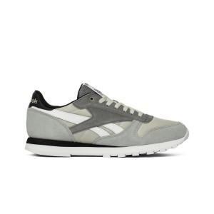 נעלי הליכה ריבוק לגברים Reebok CL Leather Mccs - אפור