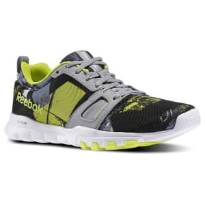 נעליים ריבוק לנשים Reebok Sublite Train - אפור/צהוב