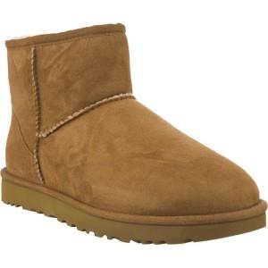 מגפיים האג לנשים UGG CLASSIC MINI II CHESTNUT - חום
