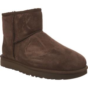 מגפיים האג לנשים UGG CLASSIC MINI II CHOCOLATE - חום