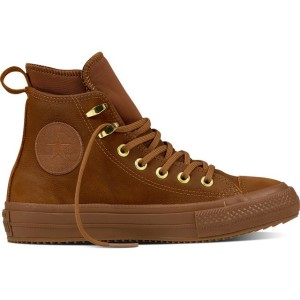 מגפיים קונברס לנשים Converse Chuck Taylor WP Boot - חום