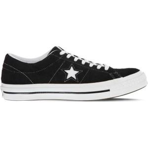 נעליים קונברס לנשים Converse ONE STAR - שחור