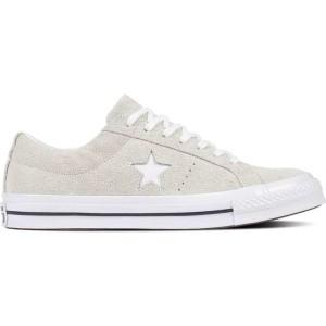 נעליים קונברס לגברים Converse ONE STAR - לבן
