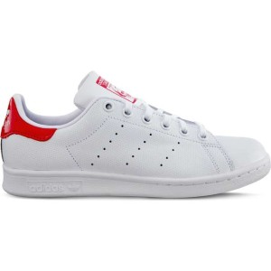 נעליים Adidas Originals לנשים Adidas Originals STAN SMITH J 207 - לבן