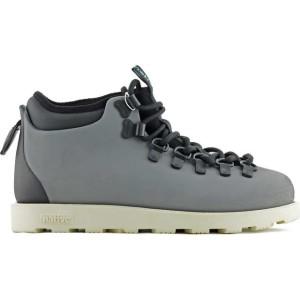נעליים נייטיב לגברים Native FITZSIMMONS CITYLITE - אפור