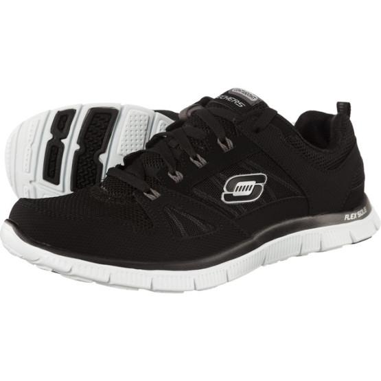 נעלי הליכה סקצ'רס לנשים Skechers Spring Fever - שחור