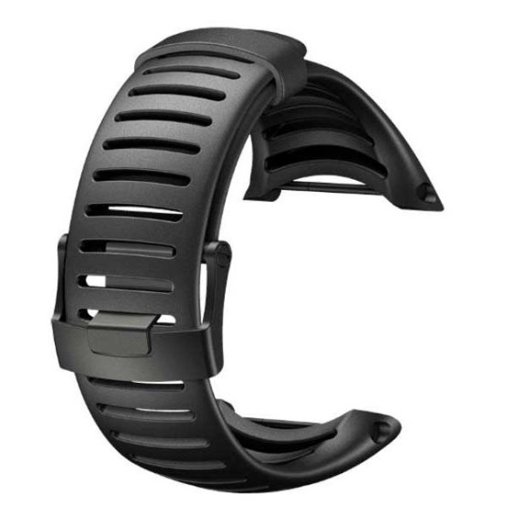 אביזרים Suunto לנשים Suunto  Core Light All Strap - שחור