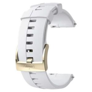 אביזרים Suunto לנשים Suunto  Spartan Sport Wrist HR Gold Strap - לבן