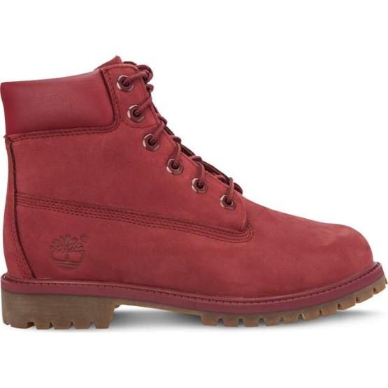 מגפי טימברלנד לגברים Timberland 6 In Prem Waterproof - אדום
