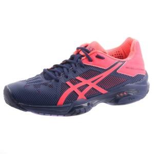 נעלי אימון אסיקס לנשים Asics  Gelsolution Speed 3 Womens 4920 - כחול כהה/ורוד