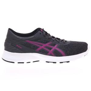 נעליים אסיקס לנשים Asics  Nitrofuze Blackpink - אפור