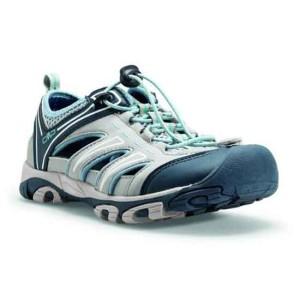 נעליים סמפ לנשים CMP Aquarii - אפור/טורקיז