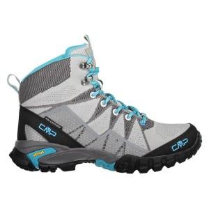 נעלי טיולים סמפ לנשים CMP Tauri Mid - אפור