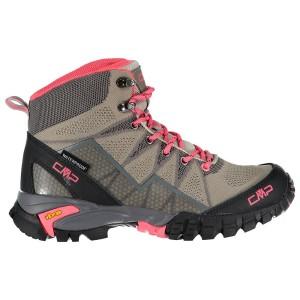 נעלי טיולים סמפ לנשים CMP Tauri Mid - בז'