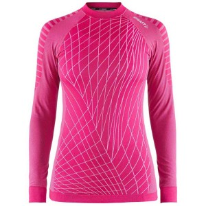 ביגוד Craft לנשים Craft  Active Intensity Cn L/S - ורוד