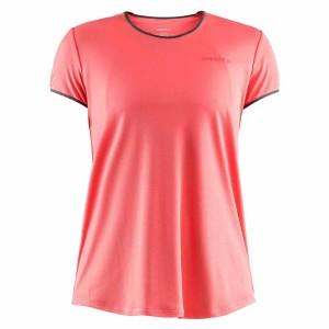 חולצות Craft לנשים Craft  Eaze S/S - ורוד