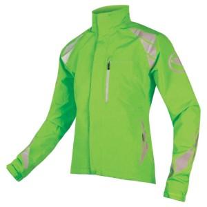 ביגוד אנדורה לנשים Endura  Luminite Woman Jacket Dl - ירוק